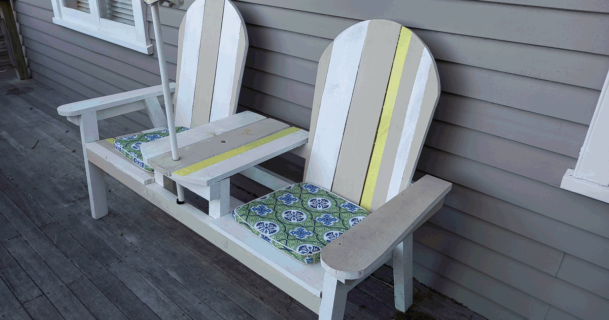 a jack and jill seat